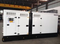 200KVA_nippon_sharyo_and_portable_inverter_generator